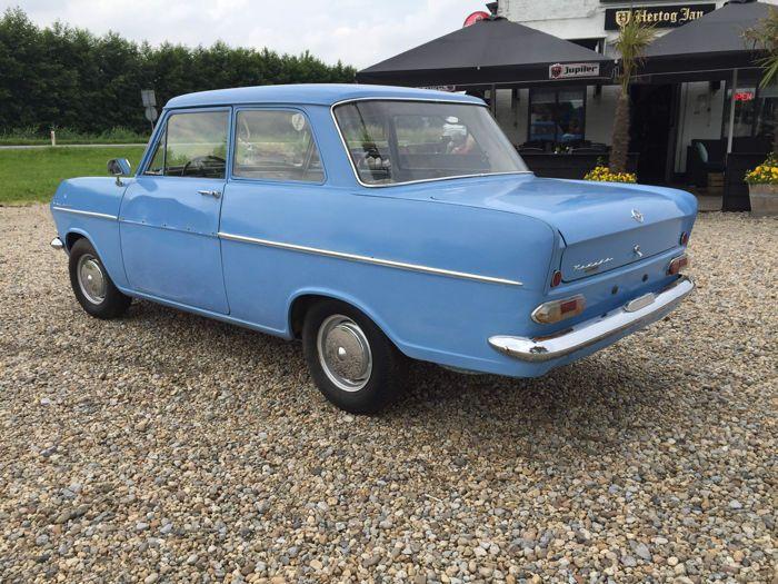Opel - A Kadett - 1964