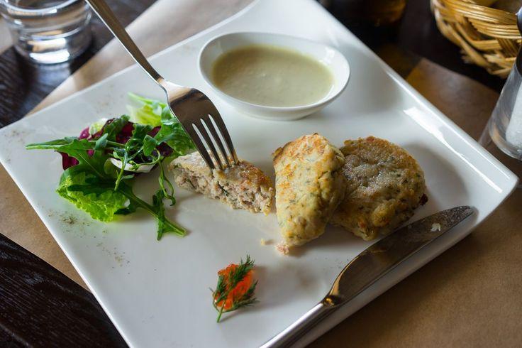 Как приготовить нежные котлеты из белой рыбы из ленка, пошаговый рецепт с фото, блог andychef.ru