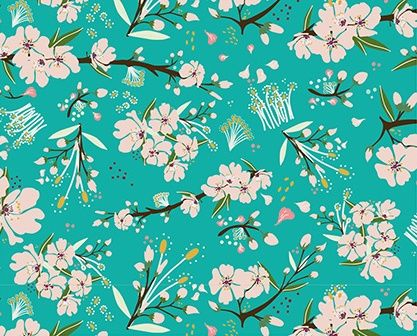 Almond Blossom by Nu Bkds
