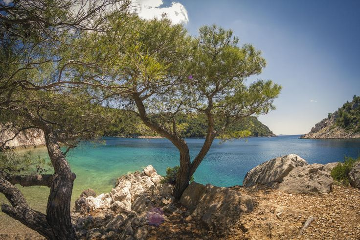 Solta, Kroatien