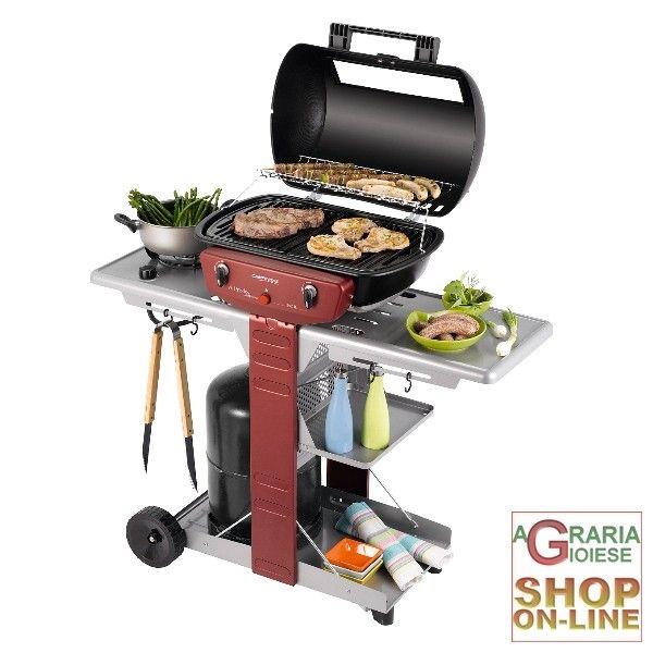 CAMPINGAZ BARBECUE A GAS EL PRADO MOD.1800D http://www.decariashop.it/barbecue-a-gas/3039-campingaz-barbecue-a-gas-el-prado-mod1800d.html