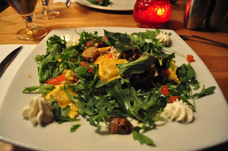 #food @ La Favorita, Edinburgh