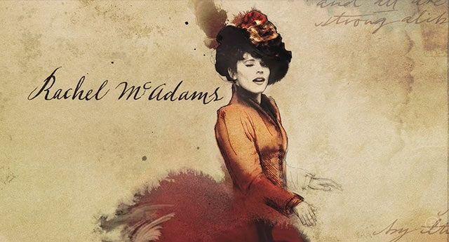 Sherlock Holmes title credit illustration