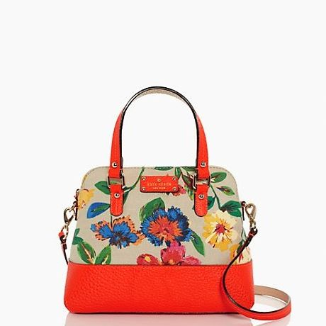 Grove Court Floral Maise, Kate Spade (of course!)