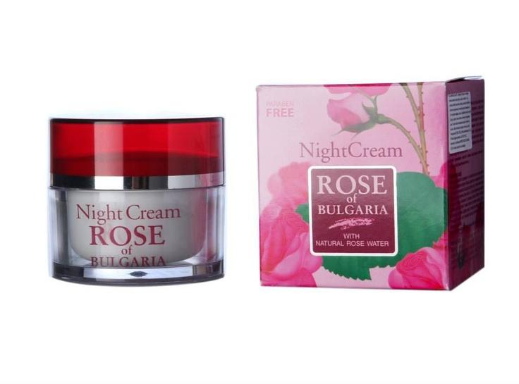 Rose of Bulgaria Night Cream, £3.50