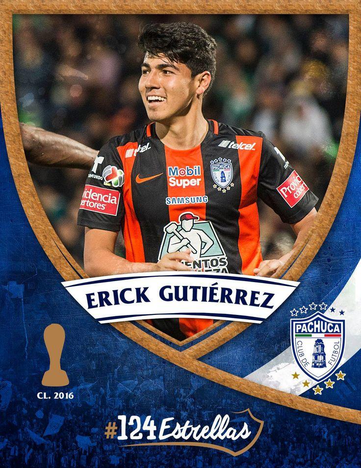 #Cientoveinticuatro estrellas: Erick Gutiérrez #ElÚnicoEnMi