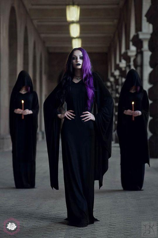 gothic beauty, Darya Gondharova