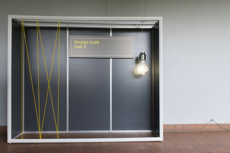 #lighting #tradeshow #featureareas #SARCDA2014 #yellowstring