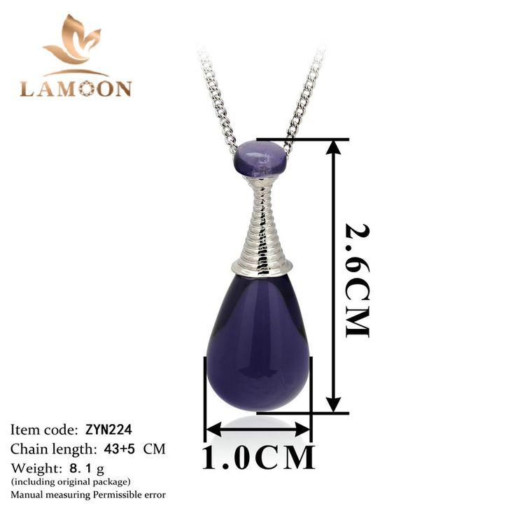 Лучшие Качества Water Drop 18 К Позолоченные Ожерелье Ювелирные Изделия Сделано с Австрийскими Кристаллами Оптовая N224 N225 N226купить в магазине La Moon JewelryнаAliExpress