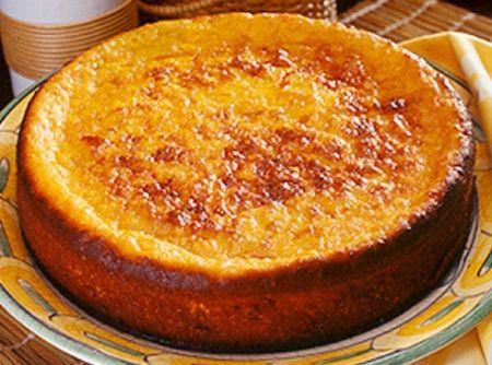 Bolo de Pamonha - Veja mais em: http://www.cybercook.com.br/receita-de-bolo-de-pamonha.html?codigo=109038