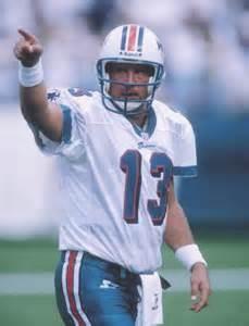 Dan Marino Miami Dolphins legend