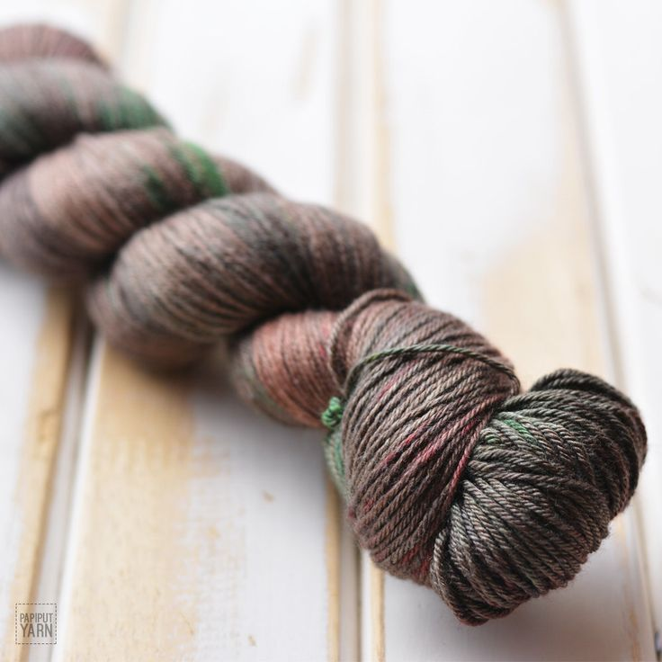 Hand Dyed Silky Merino Sport Yarn - Ebben by PapiputYarn on Etsy https://www.etsy.com/listing/256410685/hand-dyed-silky-merino-sport-yarn-ebben