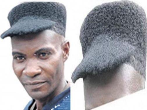 Bilderesultat for wtf haircuts