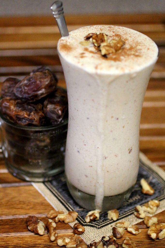 Kefir Date Shake! A healthy twist on the California classic!  ~The Team at CFL