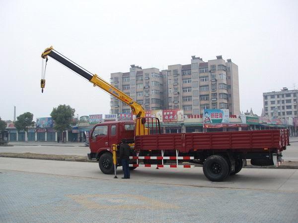 Heavy Duty 10ton Lorry Truck Mounted Crane - China All Terrain Mobile Truck Crane;Hydraulic Truck Mobile Crane;Construction Truck Crane, ...