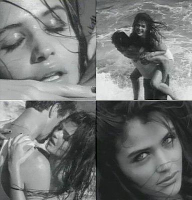 Helena Christensen - Chris Isaac Wicked Game video 1989