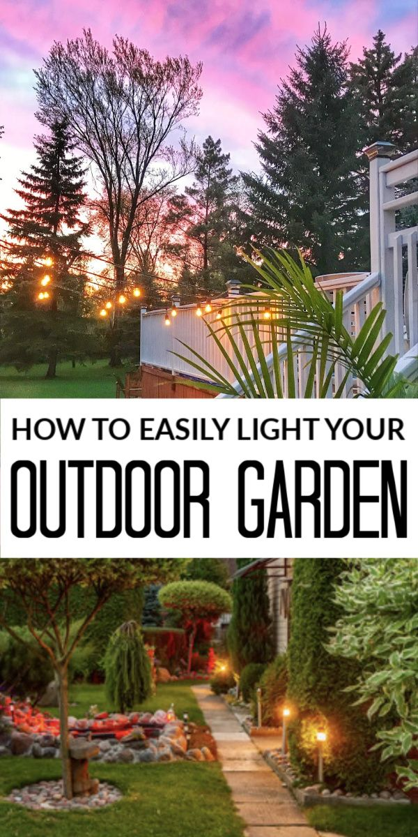 Landscape Lighting Effects 8 Dramatic Outdoor Lighting Ideas You Must Try In Your Garden Landscape Lighting Outdoor Lighting Landscape Lighting Design