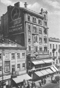 """Budyń na Twitterze: """"Hotel Savoy, Nowy Świat. Protoplasta dansingów oraz spotkań w kawiarni dla samych Pań,odtąd bez ujmy na honorze. Na zdjęciu również pokój. https://t.co/8VRgcAlMGu"""""""