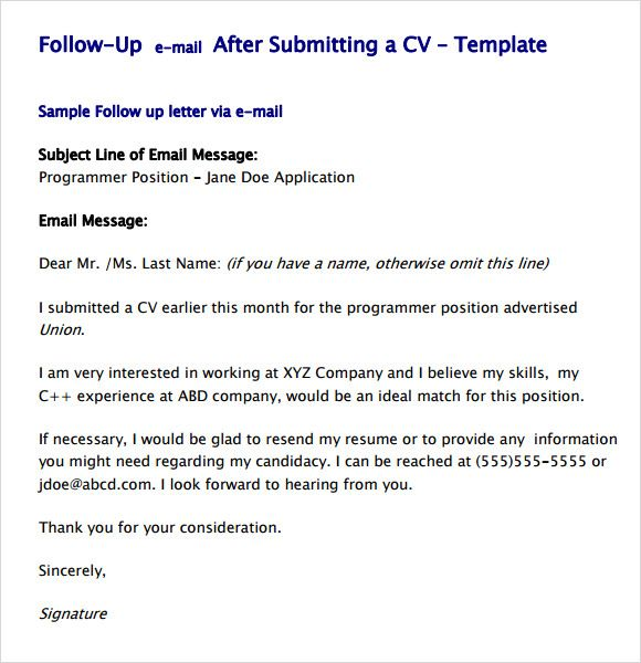Free resume follow up letter essay writing structure apa