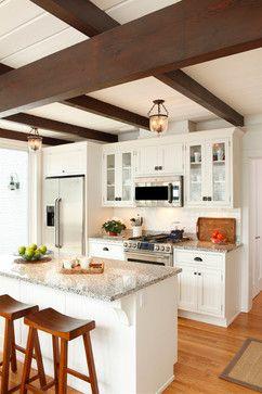Kitchen - traditional - Kitchen - New York - Lasley Brahaney Architecture + Construction