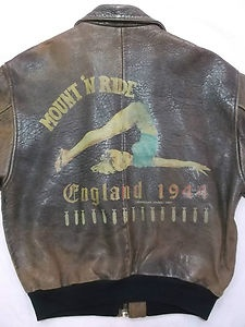 17 Best images about World War II bomber jackets on Pinterest ...