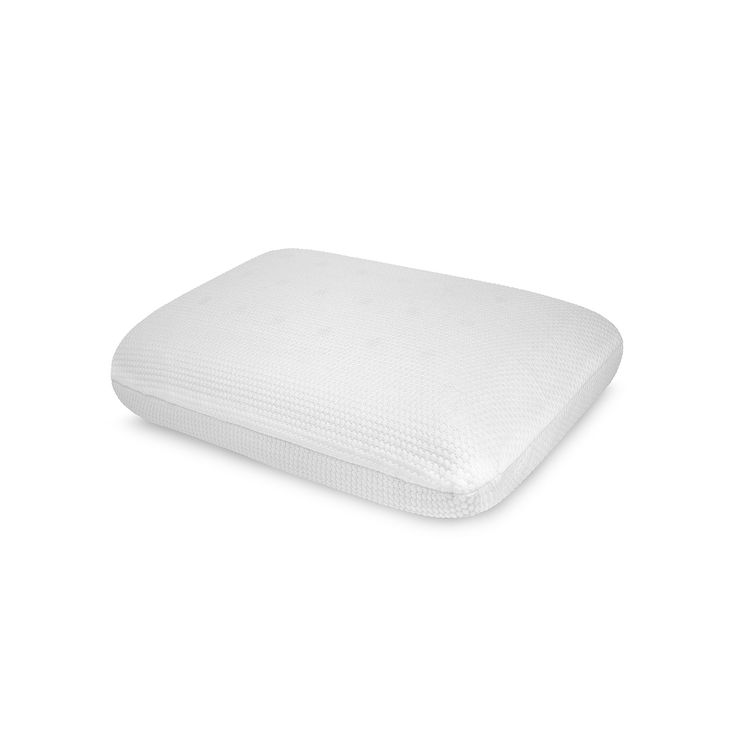 SensorPEDIC Good to Go Portable 2-pc. Memory Foam Pillow and Bag Set, White