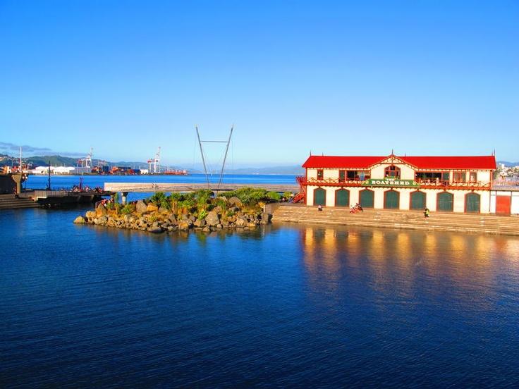 The Boatshed, Wellington Waterfront