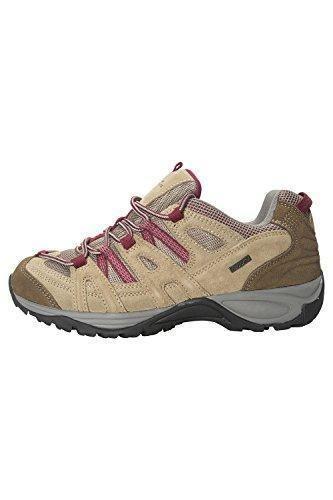 Oferta: 46.99€. Comprar Ofertas de Mountain Warehouse Zapatos impermeables Direction para mujer Marrón claro 38 barato. ¡Mira las ofertas!