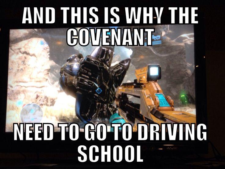 Covenant Driving School.