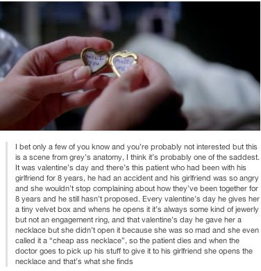 Grey's Anatomy, i so remember this