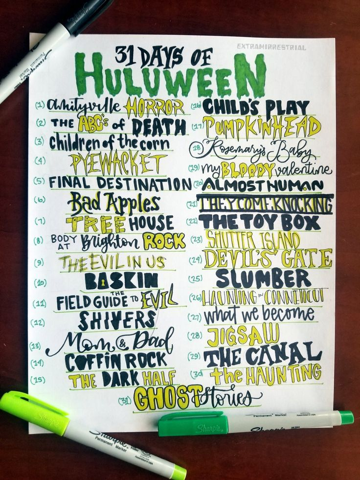 Pin by Tor Bear on Halloween/Horror Halloween movies to