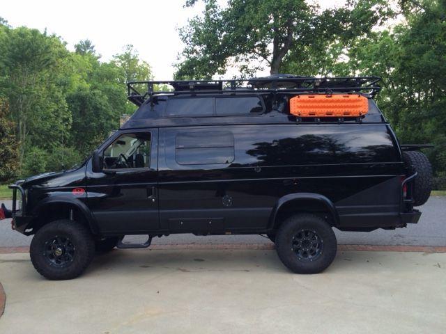 Sportsmobile Custom Camper Vans - Pre-owned Vans - California