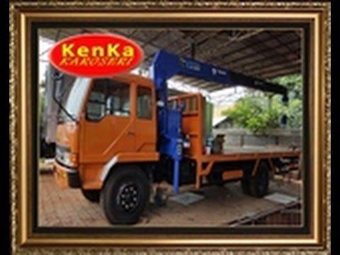 Karoseri Mobil & Truck Crane