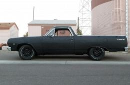 1965 Chevrolet El Camino VS Racing by FlatBlack65 http://www.chevybuilds.net/1965-chevrolet-el-camino-vs-racing-build-by-flatblack65
