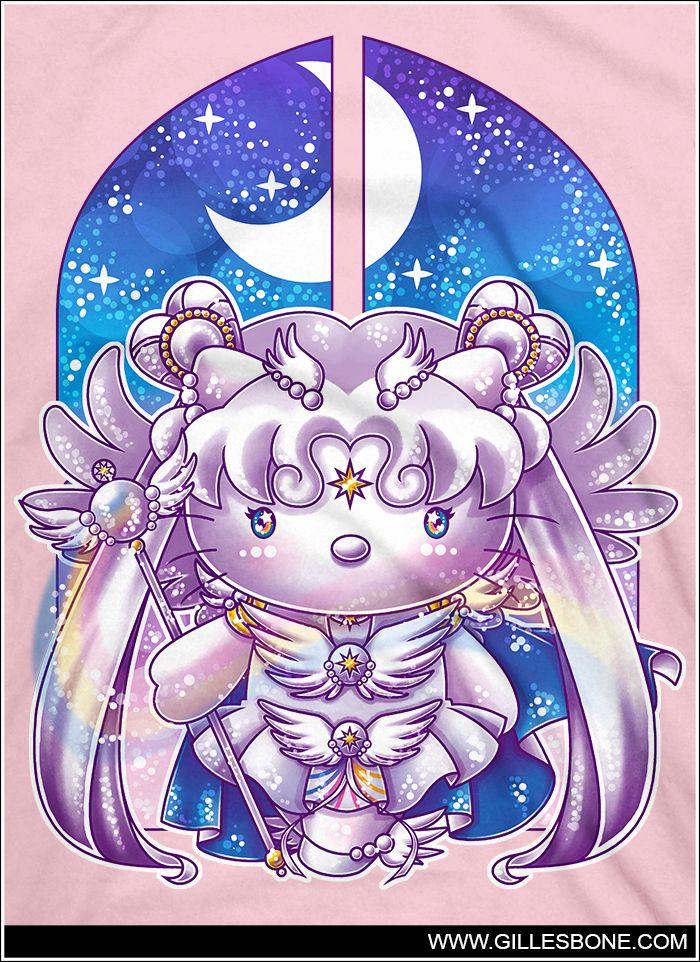 Sailor Cosmos (Hello Kitty)