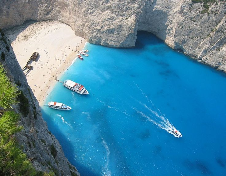 Zakynthos is one of the most impressive Greek islands found in the Ionian Sea, between Greece and Italy. One has many options when visiting this amazing island. These are the top things to do in Zakynthos: Day Cruise to Shipwreck Beach and the Blue Caves This tour is an unforgetable experience! You will visit two ...