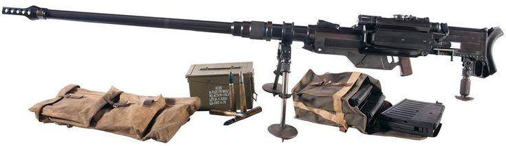 Solothurn S-18 20mm Anti-Tank Rifle
