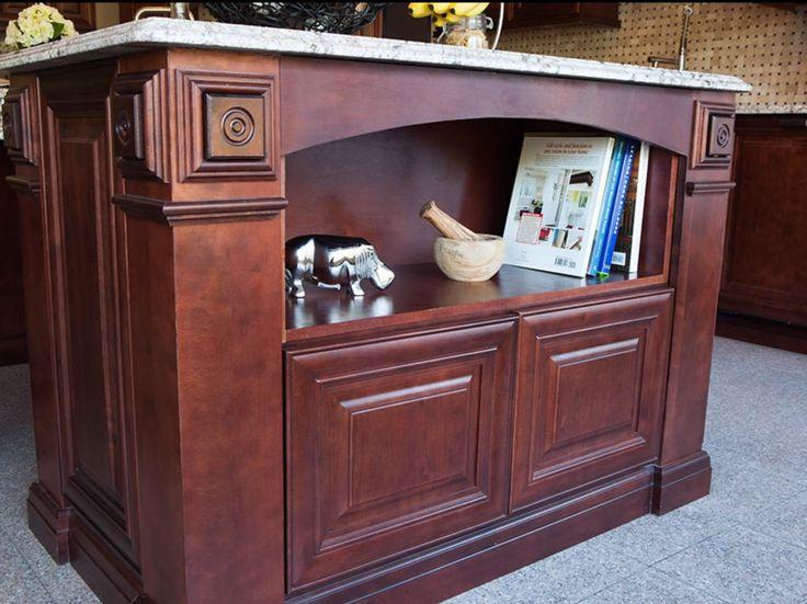 Discount Kitchen Cabinets In Mahogany By Kitchen Az In Phoenix Az