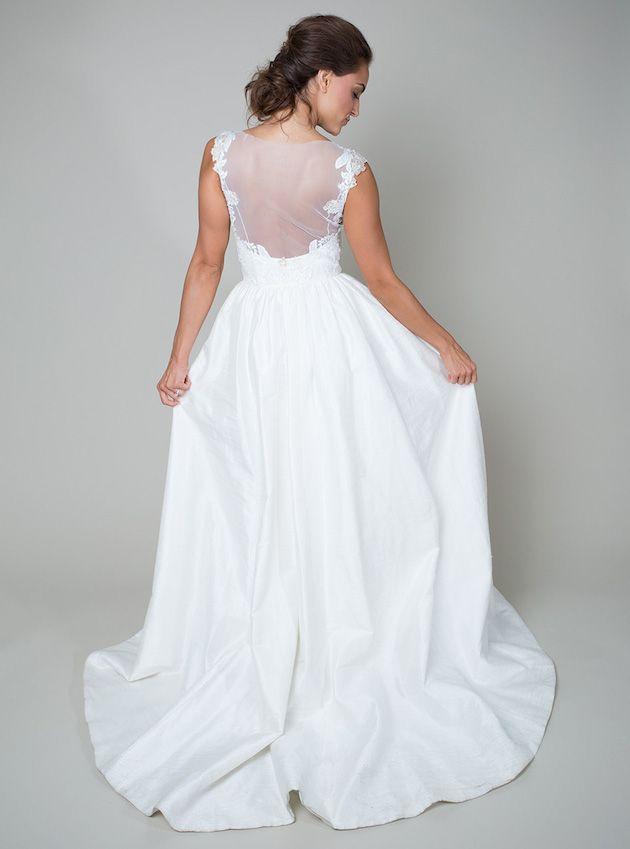 Heidi Elnora Wedding Dress Collection | Bridal Musings Wedding Blog 22