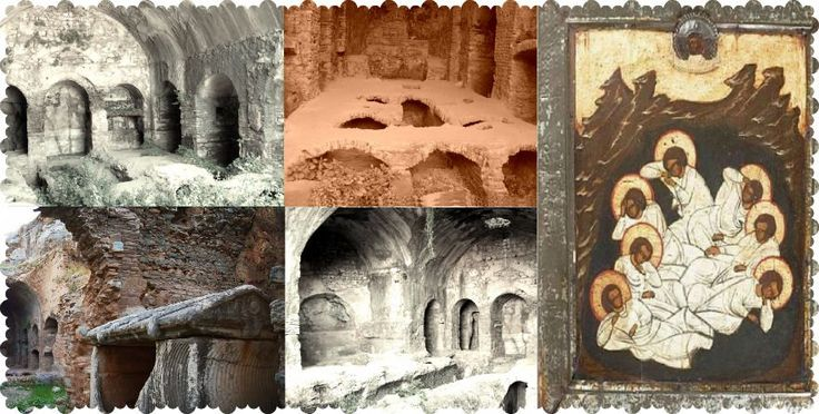 Fascinating Story Of The Legendary Seven Sleepers Of Ephesus