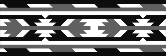 """Guardas aborígenes - """"Guarda pampa"""", aborigen argentina. Porton Artesano"""
