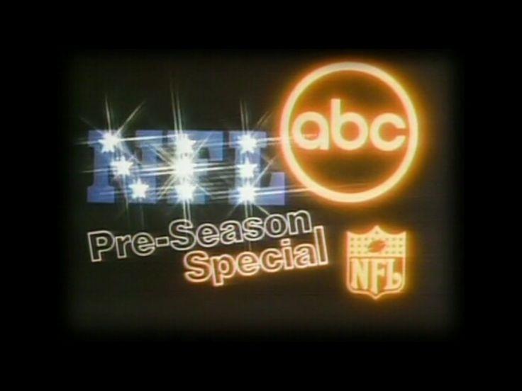 Monday Night Football preseason coverage