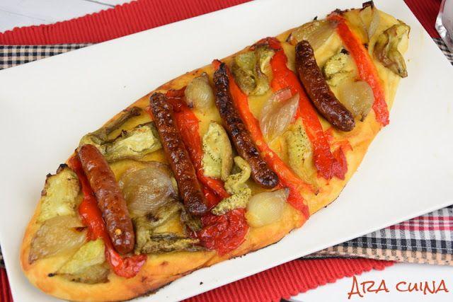 Coca de Recapte - Ara cuina #elsecretoestáenlamasaTS   La Cocina Typical Spanish