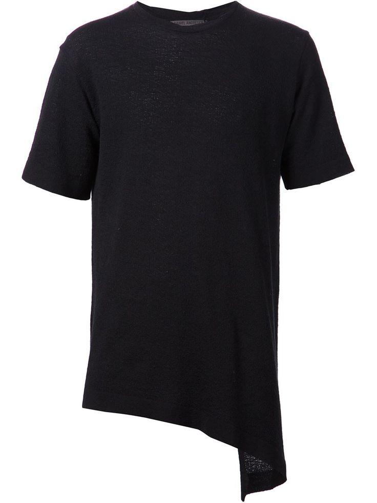 Daniel Andresen Asymmetric T-shirt - H. Lorenzo - Farfetch.com