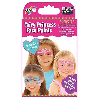 Galt Activity 2-pack - Nail Art & Fairy Princess Face Paints