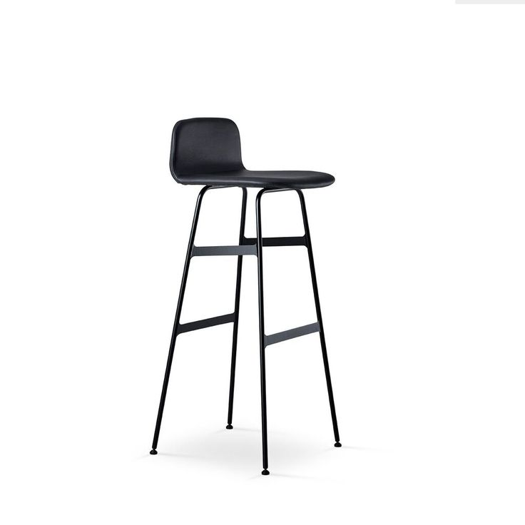 Steel Copilot Bar stool