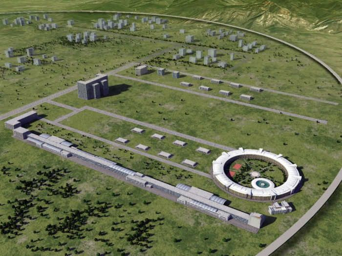 China is planning to build the world largest Particle Collider in 2020, twice the size of CERN's Large Hadron Collider.The subterranean facility of the Chinese Particle Collider will be at least twice the size of the Large Hadron Collider (LHC) in Switzerland.Above: