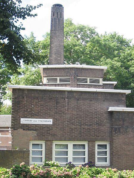 Dudok, Badhuis Bosdrift, Hilversum 1923