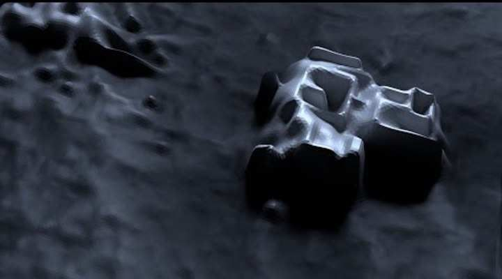 WATCH: Satellite Pictures Of Mile High Buildings On Venus ...
