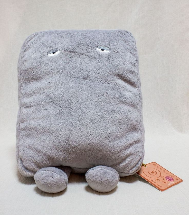 Nurikabe Plush Doll Pillow Figure Yokai GeGeGe no Kitaro JAPAN ANIME MANGA: